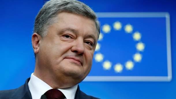 ЕС ввел санкции против организаторов выборов в оккупированном Крыму, – Порошенко