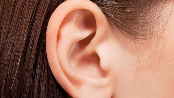 Наруке американки выросло новое ухо