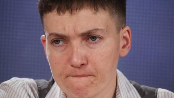 Два адвокати припинили співпрацю з Надією Савченко
