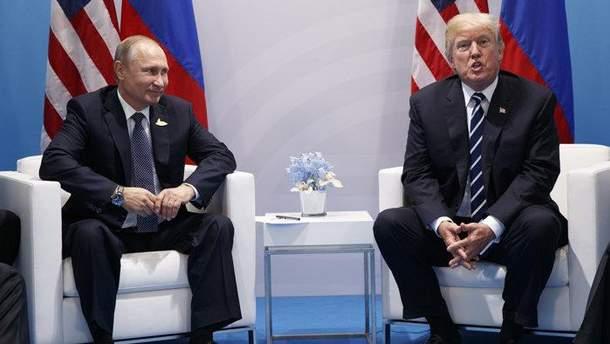 Заместитель главы российского МИД настаивает на встрече Путина и Трампа