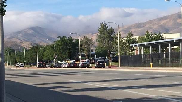 В школе в Калифорнии произошла стрельба