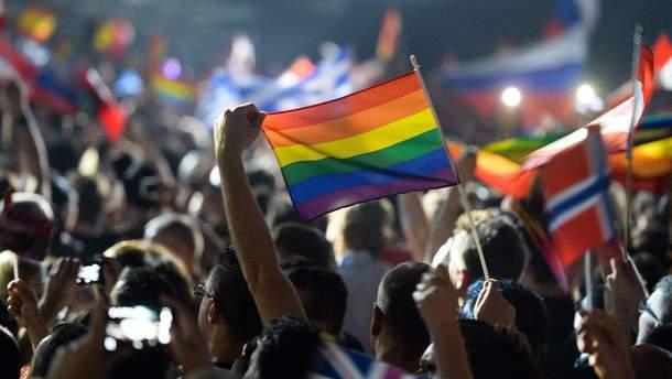 КНР  лишился трансляции финала Евровидения-2018 из-за цензуры ЛГБТ