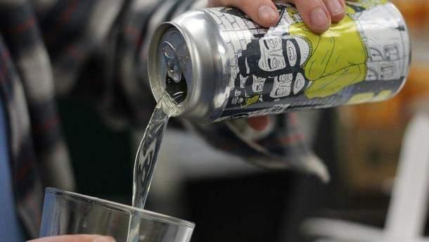Прозрачное пиво