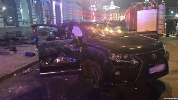 Резонансное ДТП в Харькове: автомобили Зайцевой и Дронова были исправными