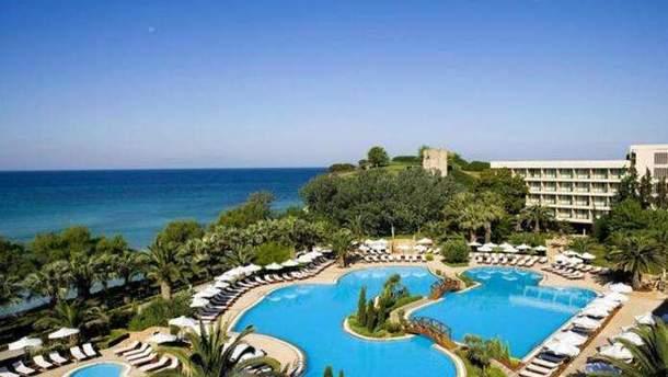 Российские туристы разгромили турецкий отель