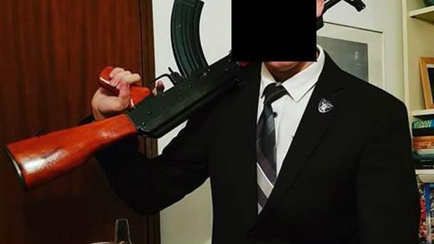 У Швейцарії поліція затримала студента-відмінника , підозрюваного у плануванні масового вбивства