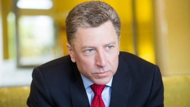 Курт Волкер поведал, когда поедет вДонбасс посмотреть нагуманитарный кризис