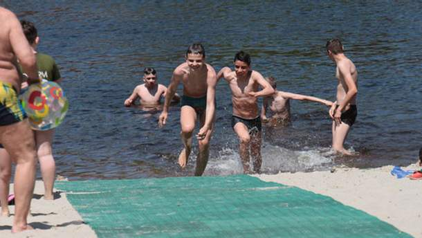 Какие болезни могут подцепить украинцы  в водоемах