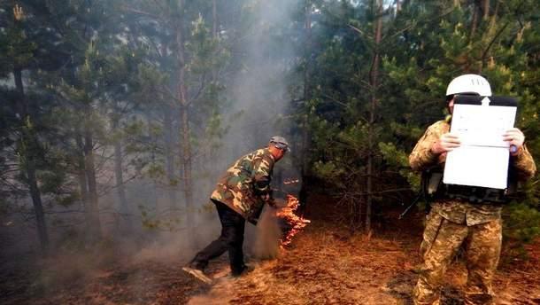 Пророссийские боевики обстреляли Луганщину