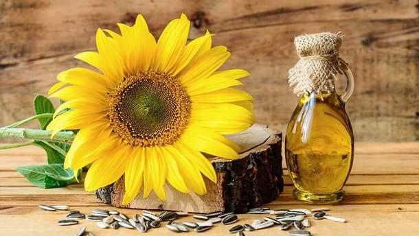 Подсолнечное масло вреднее оливкового