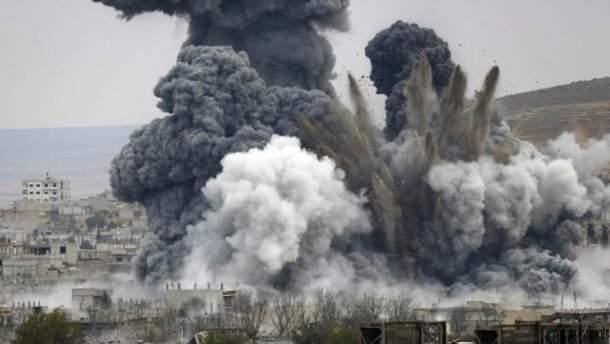 Удары Израиля по иранским войскам в Сирии