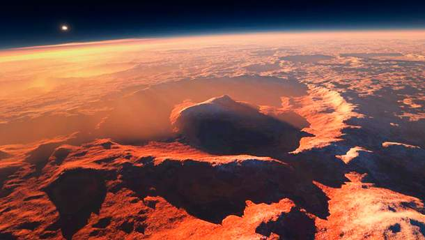 NASA отправит на Марс вертолет
