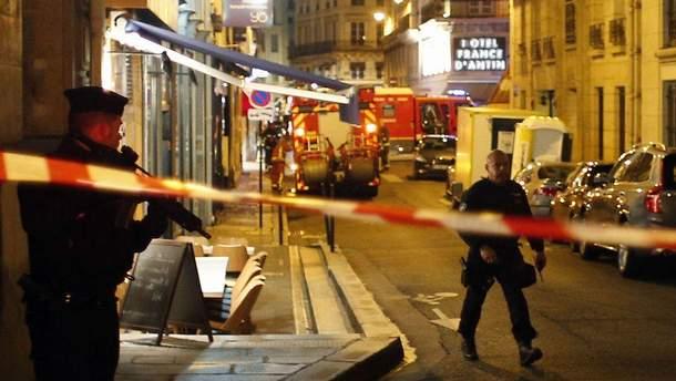 Життю постраждалих внаслідок нападу у Парижі нічого не загрожує, – МВС Франції