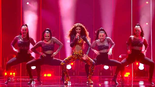 Евровидение 2018: Элени Фурейра – представитель Кипра