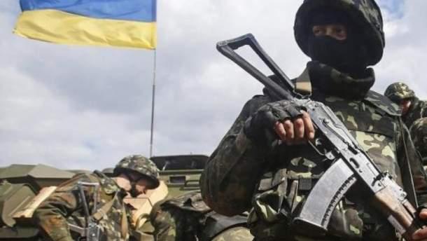 Позиции украинских морских пехотинцев были обстреляны новейшими реактивными снарядами