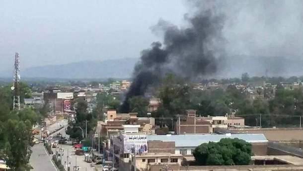 Теракти в Афганістані 13 травня