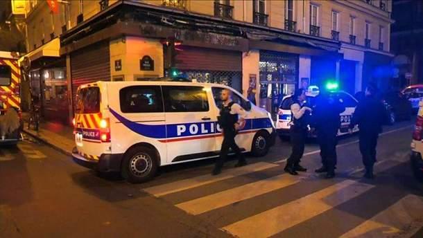 В Великобритании отреагировали на ночную резню в Париже