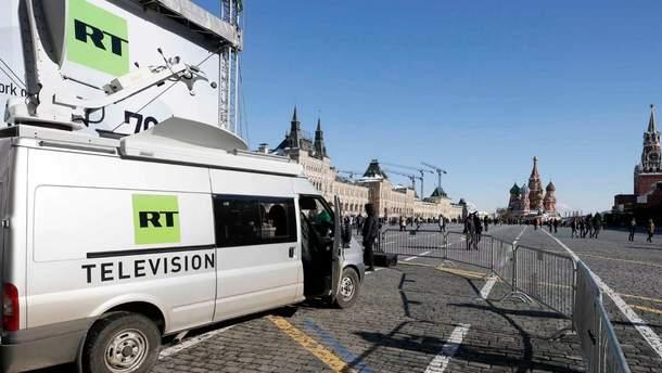 Британія залишає ліцензію російському пропагандистському каналу Russia Today