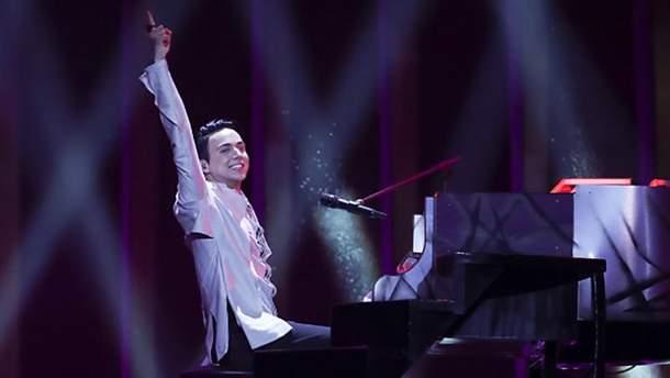 Евровидение-2018: MELOVIN