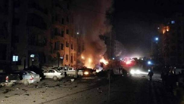 Кровавый теракт возле больницы в Сирии: погибло 12 человек