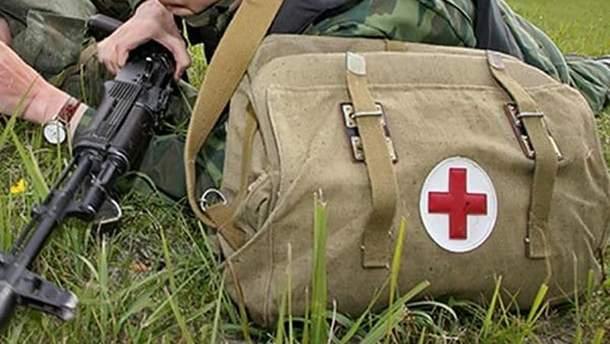 На Донбассе погиб молодой медик Олег Бокач (иллюстративное фото)