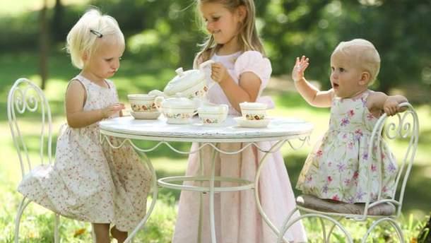 Чи можна давати малюкам чай