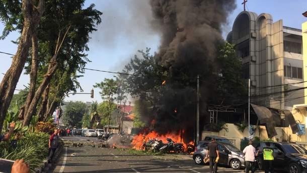 Теракт в Індонезії
