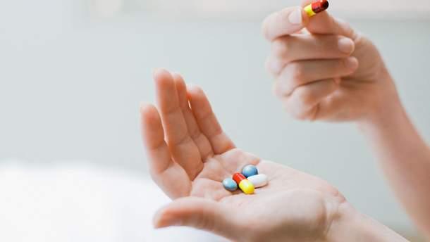 Які ліки не можна поєднувати між собою