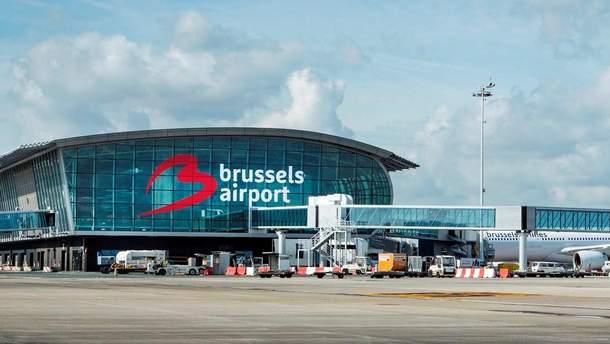 Более полутысячи рейсов отменили в Брюсселе