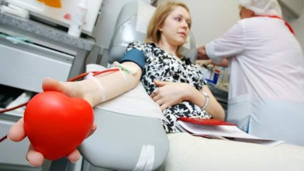 Як підготуватися до здачі крові
