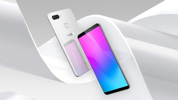 Безрамочный смартфон Nubia Z18 от компании ZTE: обзор, характеристики, цена