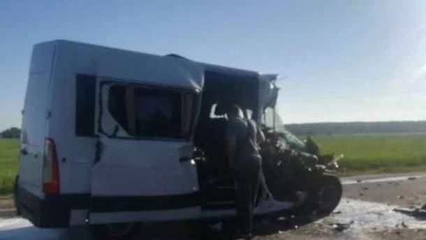 Против украинского водителя возбудили уголовное дело