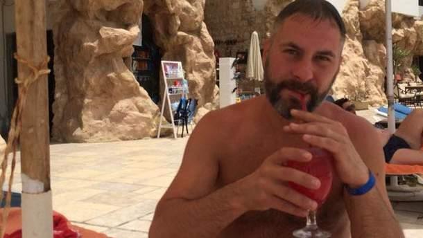У Єгипті загинув ресторатор з України Валерій Петров