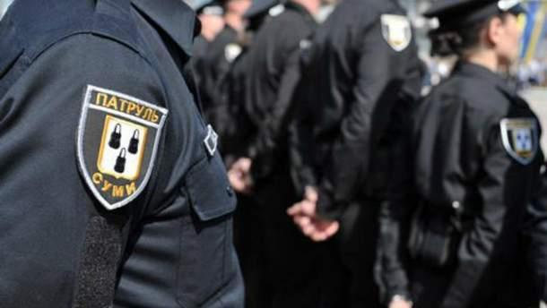 В Сумах полицейские издевались над бездомным