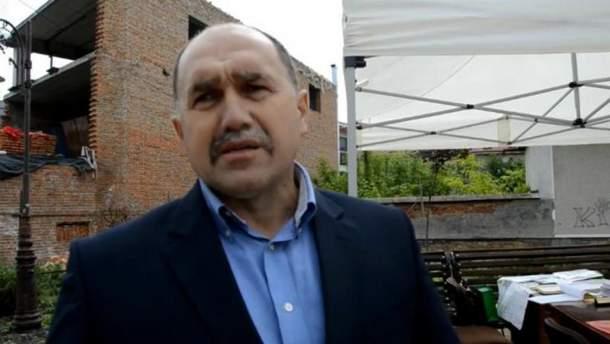 Мер Золочева Ігор Гриньків