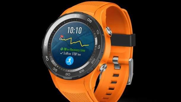 Утечка: рендеры ихарактеристики Huawei Watch 2 2018