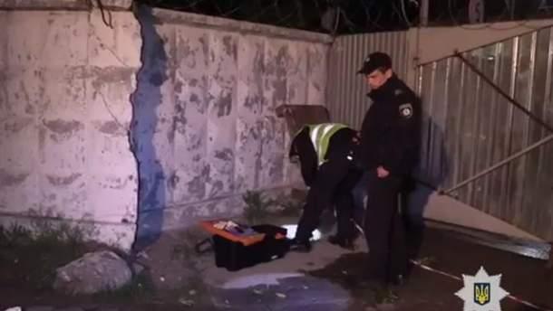 В Киеве бросили взрывчатку на территорию склада: пострадали шестеро охранников