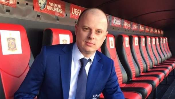 Виктор Вацко будет комментировать финал Лиги Чемпионов 26 мая 2018 года в Киеве