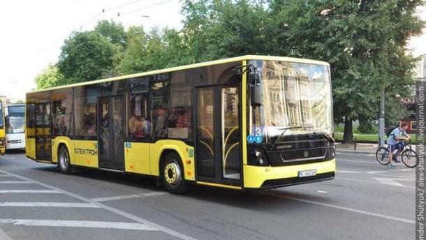 Во Львове водитель автобуса спас девушке жизнь