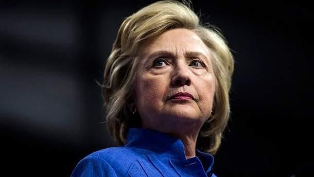 Гілларі Клінтон закликала країни Заходу протистояти іноземним втручанням у їхні виборчі процеси