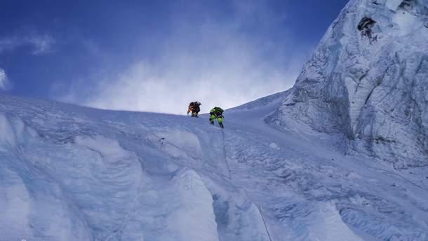 Трое украинцев покорили Эверест