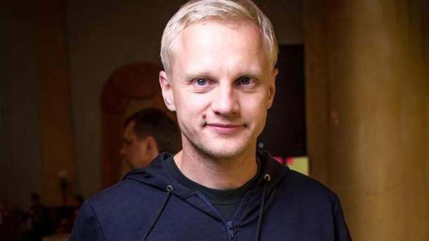 Глава Центра противодействия коррупции Виталий Шабунин