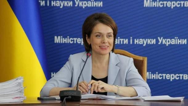 Гриневич вважає недопустимою ситуацію, коли студентів направляють на практику в окупований Крим