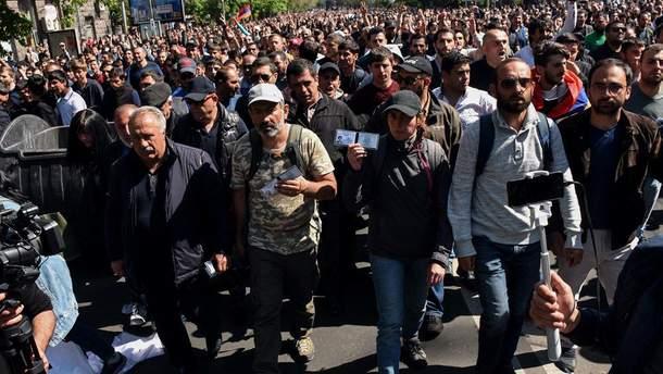Кремль в случае с Арменией сделал вывод из предыдущих ошибок
