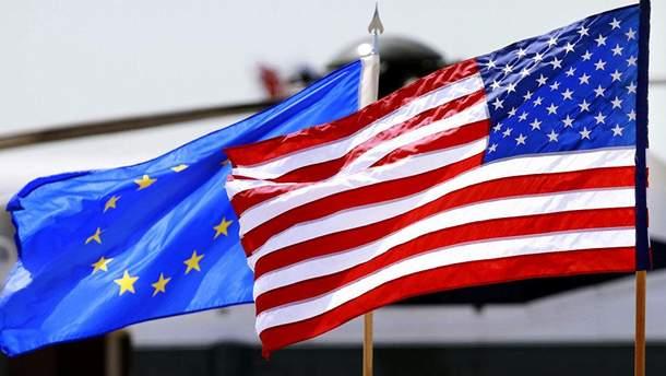 Противостояние США и ЕС