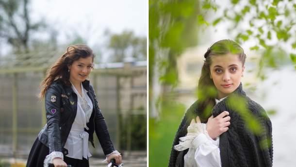 Олександра і Євгенія Порошенко