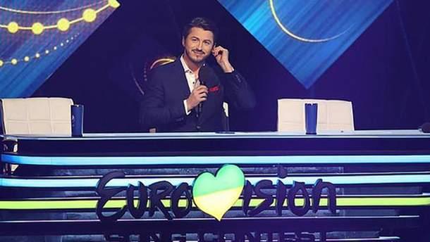 Сергій Притула розповів, як це бути коментатором Євробачення