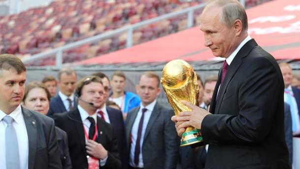 В мира просят не дать Путину шанс