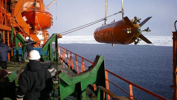 Росія випробовує в анексованому Криму нові підводні безпілотники, – ЗМІ