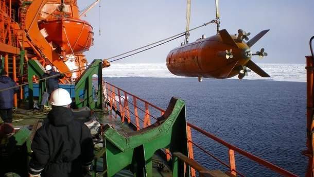 ВКрыму начали испытывать подводные беспилотники «Клавесин-2»